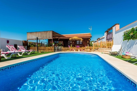Vakantiehuis Ardales, Malaga