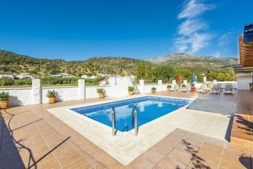 Belle maison de vacances entre les provinces de Malaga et Cadix