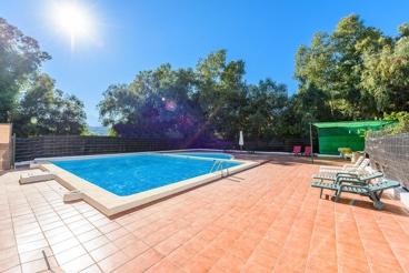 Casa de vacaciones ideal para grupos en Olvera