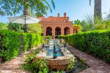 Villa de lujo con decoración Mudéjar a 15 km de Mojácar