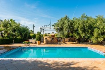Grote villa in de provincie Cadiz - ideaal voor groepen