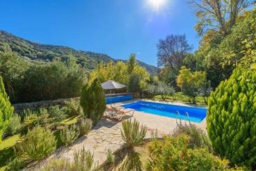 Casa de vacaciones de estilo rústico en la Serranía de Ronda