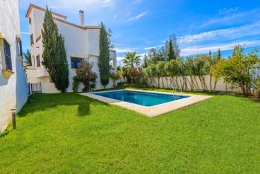Casa de vacaciones con detalles modernos en la Serranía de Ronda