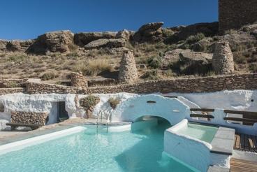 Pintoresca casa cueva para parejas en la provincia de Granada