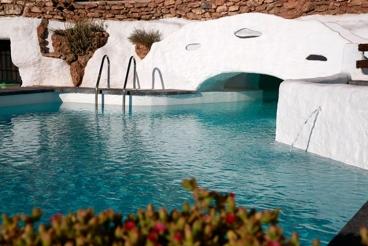 Pittoreske grotwoning met twee slaapkamers in de provincie Granada