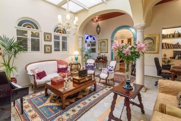 Glamourös eingerichtetes Ferienhaus, im Herzen von Sevilla