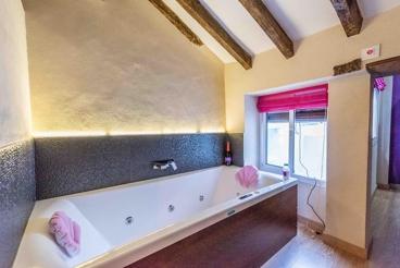 Knus vakantie-appartement in de Sierra de Cadiz