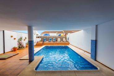 Apartamento para 4 personas con WiFi en la Serranía de Ronda