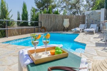 Villa avec barbecue et cheminée à Priego de Córdoba