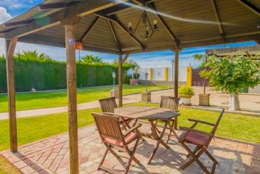 Casa de vacaciones para cinco personas muy cerca de la playa