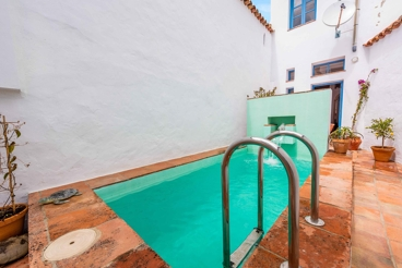 Cosy holiday apartment for 2 people with pool in the Serranía de Ronda