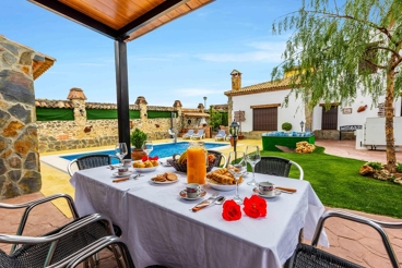 Villa suited for guests with reduced mobility in Malaga province