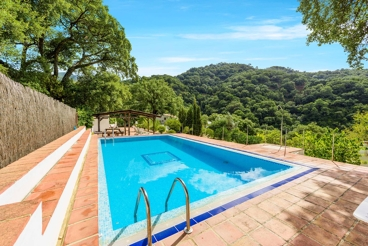 Cosy, AC-provided holiday home for a family in Malaga province