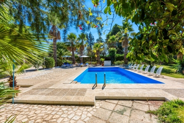 11-people holiday villa suitable for people with reduced mobility