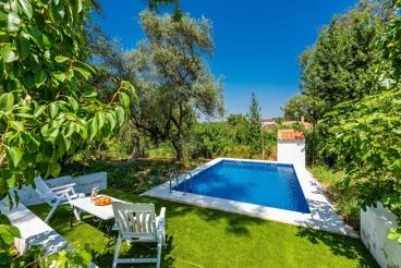 Maison de vacances avec climatisation près du Portugal
