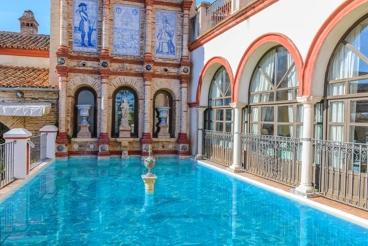 Somptueuse Villa de luxe pour 18 personnes dans un ancien palais de Séville