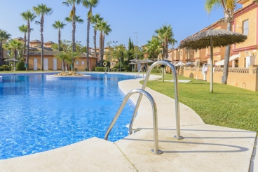 Casa de vacaciones en urbanización a escasos km de la playa