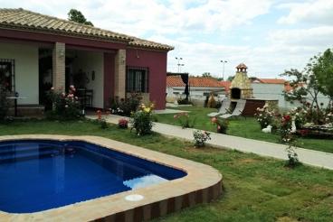 Casa de vacaciones con aire acondicionado en el norte de Andalucía