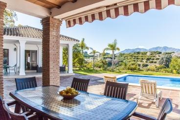 Traumhaftes Ferienhaus für 8 Personen mit tollem Ausblick