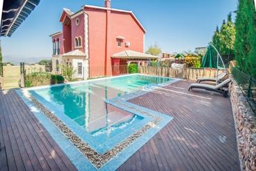 Splendide villa pour 10 personnes avec salle de sport