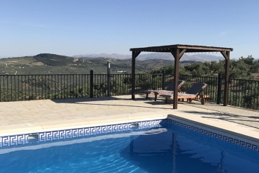 Cosy holiday home for couples with staggering views in Granada province