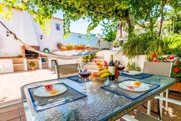 Belle villa avec joli intérieur près de la province de Séville
