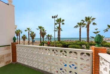 Vakantiehuis aan het strand in Velez-Malaga