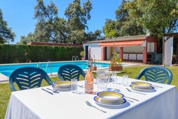 Ruime vakantiehuis met WiFi in de provincie Córdoba - Ideaal voor groepen