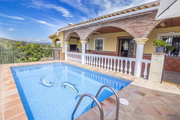 Holiday home with WiFi and air-con in Malaga province