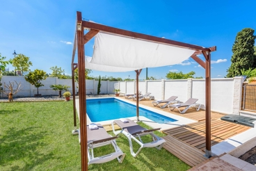 Maravillosa villa con diseño moderno muy cerca de Málaga