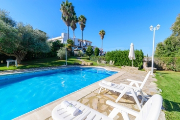Typical Andalusian holiday home with air-con near the White Towns of Cadiz