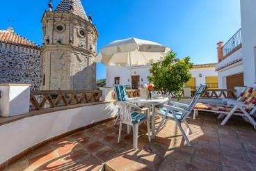 Gemütliches Ferienhaus im Zentrum der malerischen Stadt El Borge
