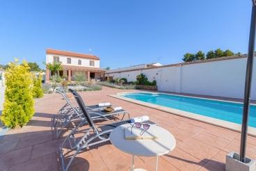 Villa avec 5 chambres et jolie piscine privée à Arenas del Rey