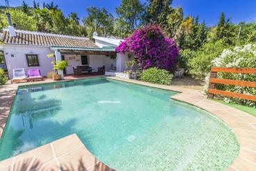 Superbe maison de vacances avec jardin privé à Alhaurin el Grande