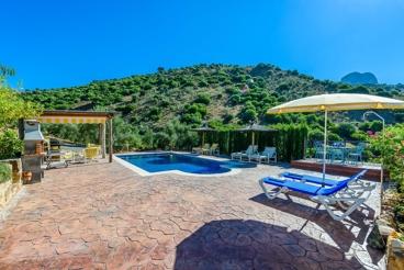 3-bedroom holiday home near Lake Zahara
