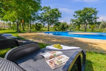 Charmant vakantiehuis in de provincie Granada