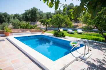 Moderna casa de vacaciones cerca de Alhaurín el Grande para 7 personas