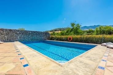 Casa rural con espléndido jardín y fabulosa piscina privada