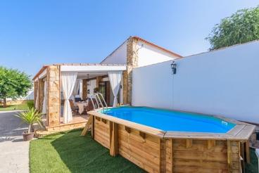Bonita casa rural en el norte de Andalucía - a 1 km de Extremadura