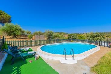 Característica casa rural donde viajar con mascotas en la provincia de Córdoba