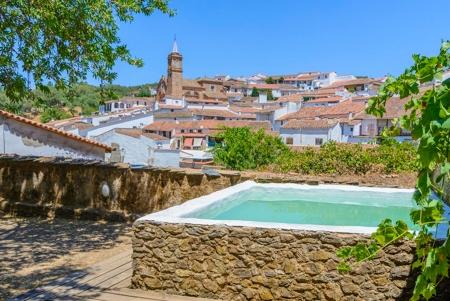 Casa Rural Fuenteheridos, Huelva