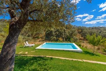 Enorme villa de vacaciones para grupos en la provincia de Sevilla