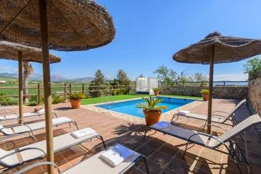 Villa tout confort pour des vacances de rêve dans la province de Malaga
