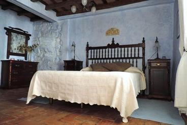 Quaint villa decorated with rustic details between Cadiz and Malaga