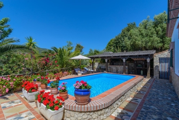 Holiday home between Malaga and Cadiz - ideal for summer