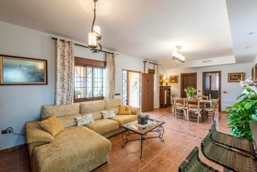 Casa rural con vistas ideal para una familia de 6 personas