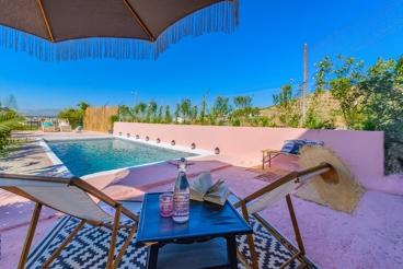 Prachtig vakantiehuis met sfeervolle inrichting nabij Granada