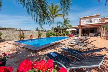 Precious villa all comfort in Mijas Costa - sleeps 11