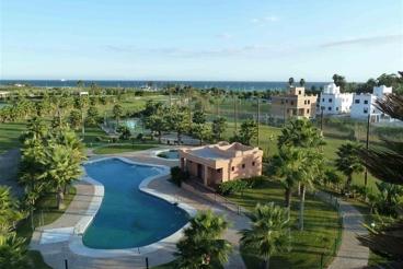 Appartement dicht bij het strand met tuin en Wifi in Motril