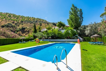 Fabuloso complejo rural para desconectar cerca de Málaga - ideal para grupos